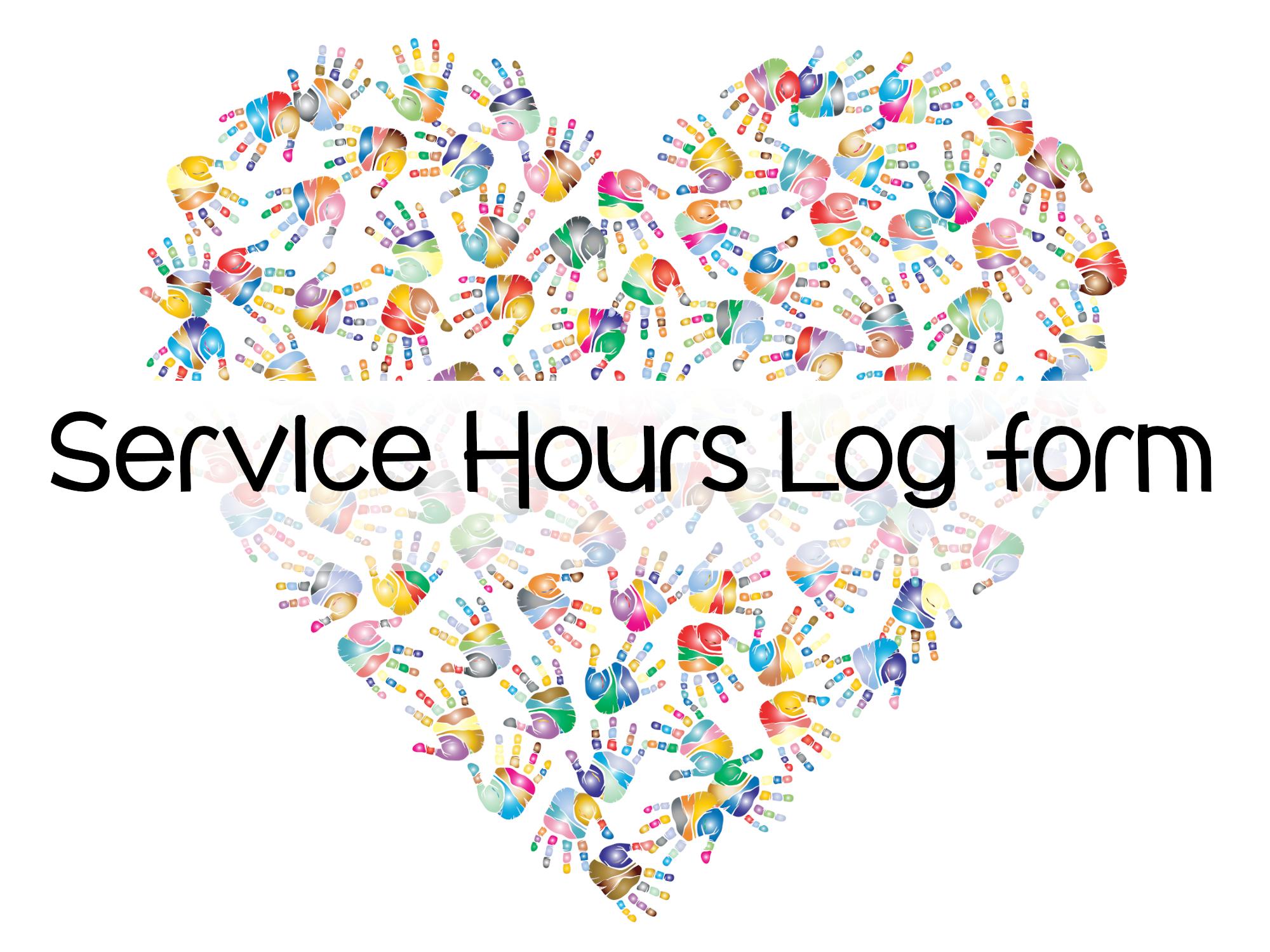 Service Hours Log [link]